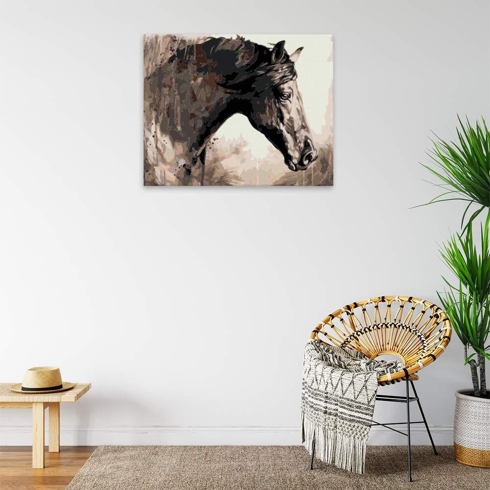Obraz na zdi Pohled koně