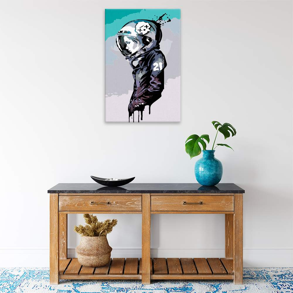 Obraz na zdi O samotě