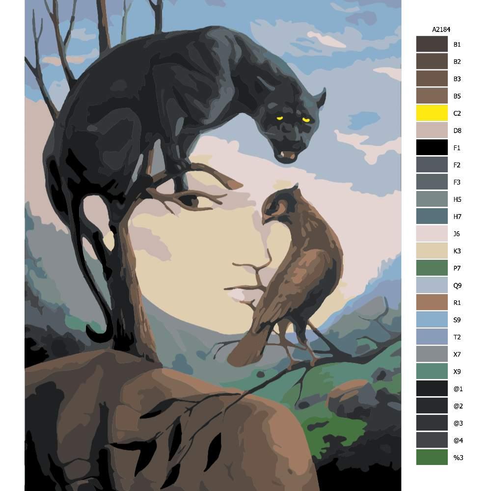 Malování podle čísel Špatný úsudek