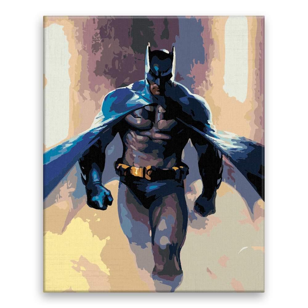 Malování podle čísel Batman 04