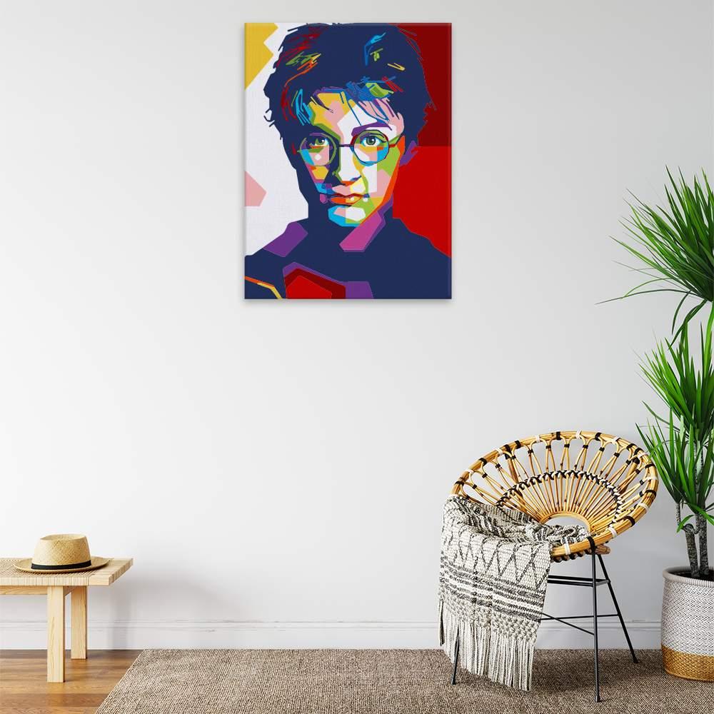 Malování podle čísel Harry Potter 03