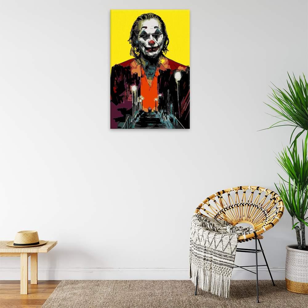 Malování podle čísel Joker 03