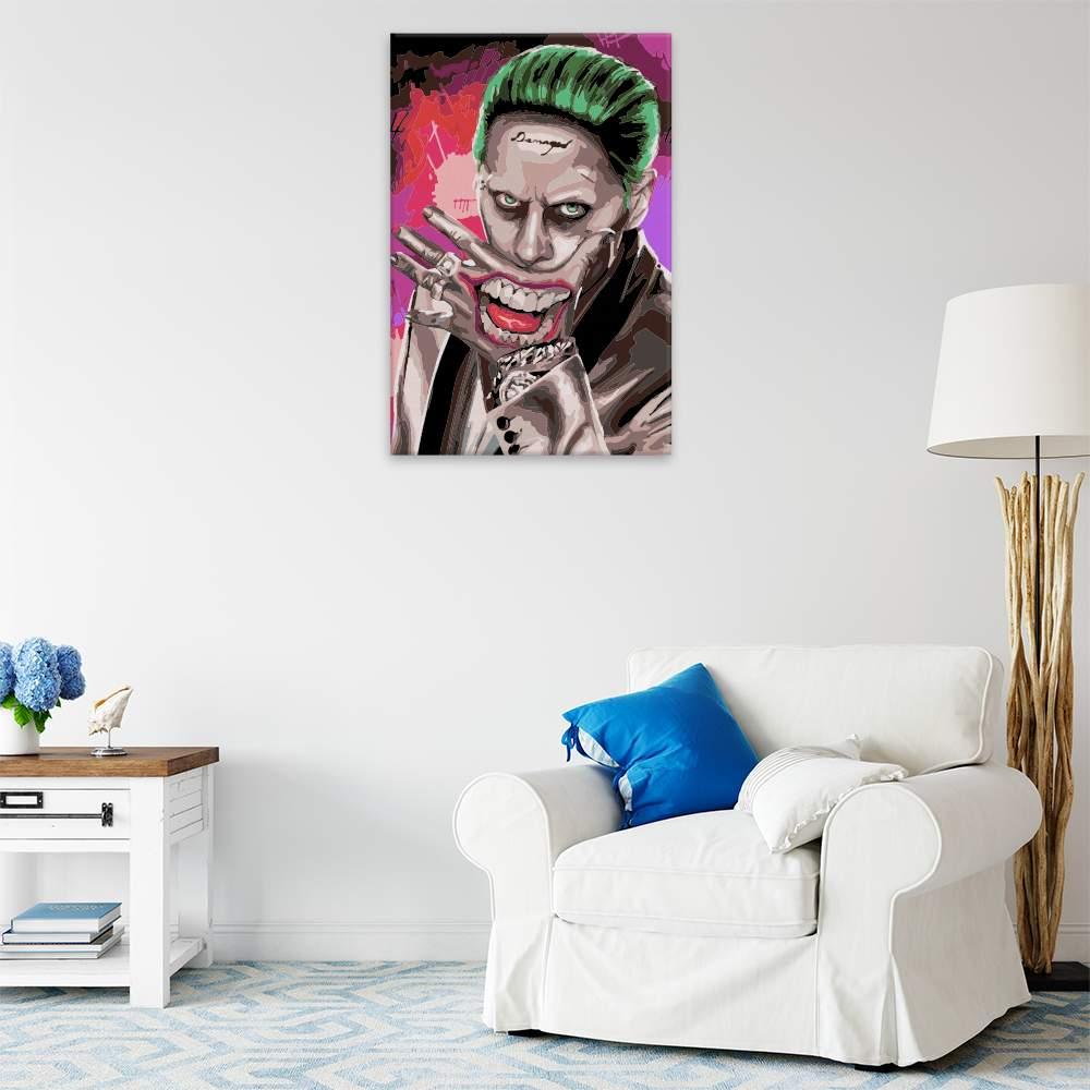 Malování podle čísel Joker 05
