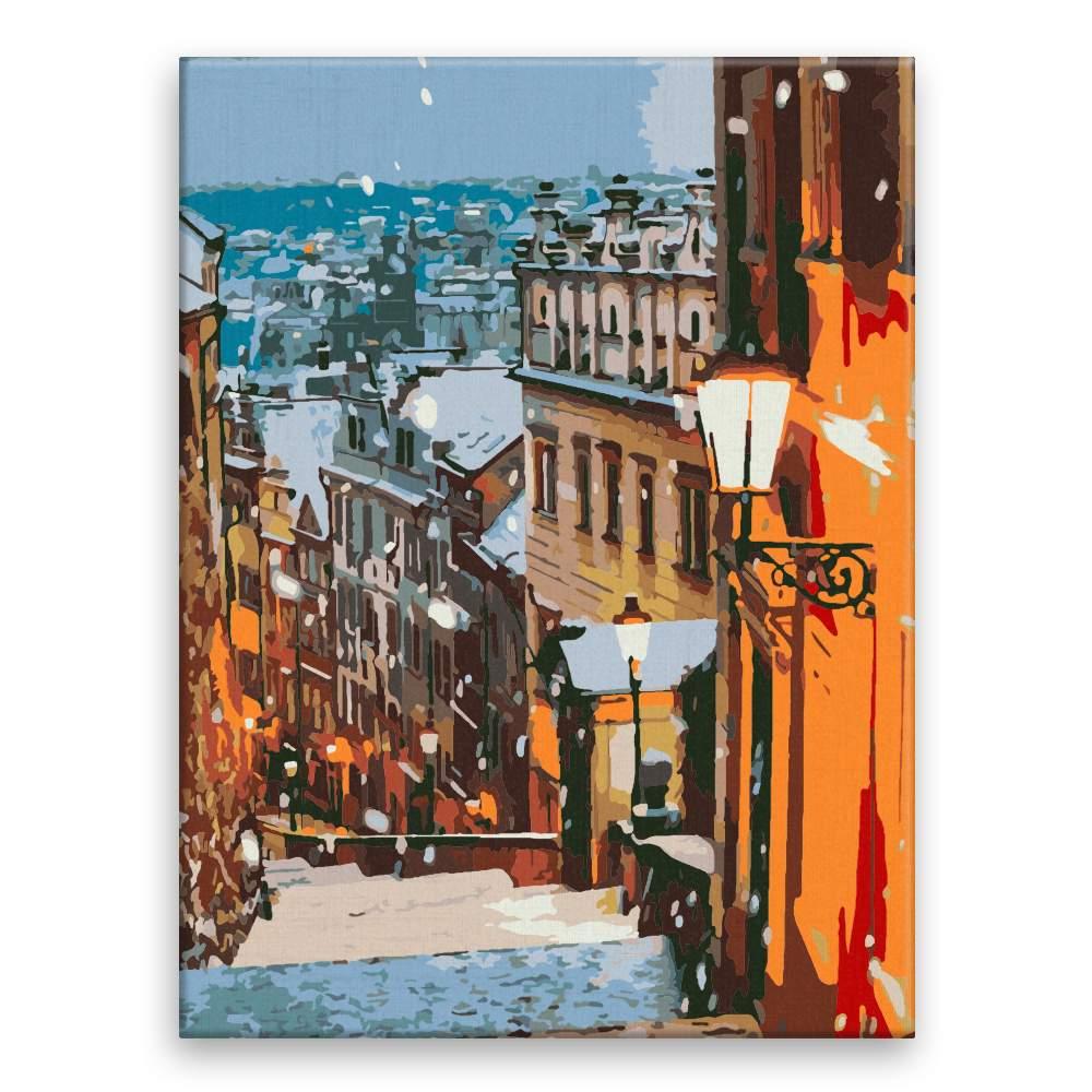 Malování podle čísel Praha 03